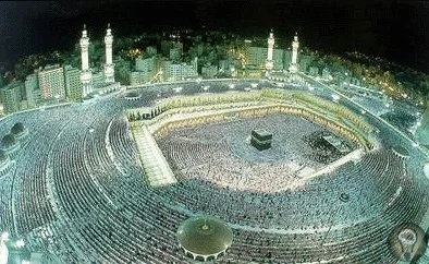 Черный камень Каабы - о древнем артефакте исламского мира