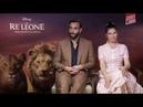 IL RE LEONE | Intervista a Marco Mengoni ed Elisa, voci italiane del film | HOT CORN