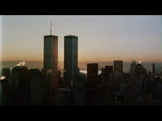 Spider-man (2002) - twin tower teaser 35mm 4k scan (with colour correction)