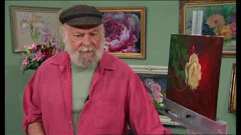 The Beauty of Oil Painting Series 3 Episode 12, Golden Rose