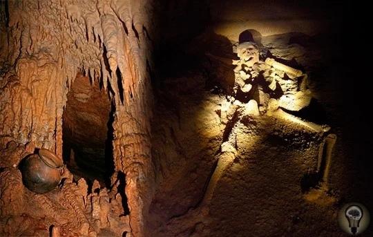 Демоны Шибальбы в индейских джунглях. Пещера Актун-Туничиль-Мукналь находится в джунглях Белиза. В течении нескольких столетий индейцы Майя приходили сюда для совершения обрядов приносили