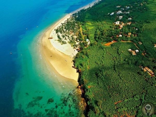 Пляжный отдых в Китае: лучшие пляжи и острова