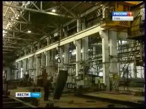 Узловский завод не может выбраться из долговой ямы