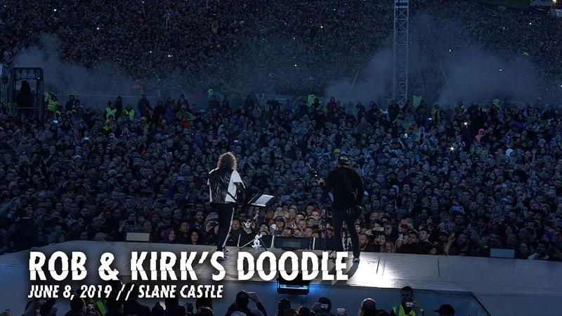 Metallica: Rob Kirk's Doodle (Irish folk song The Wild Rover)