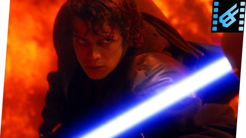 Obi-Wan vs Anakin (Part 1)   Star Wars Revenge of the Sith (2005) Movie Clip