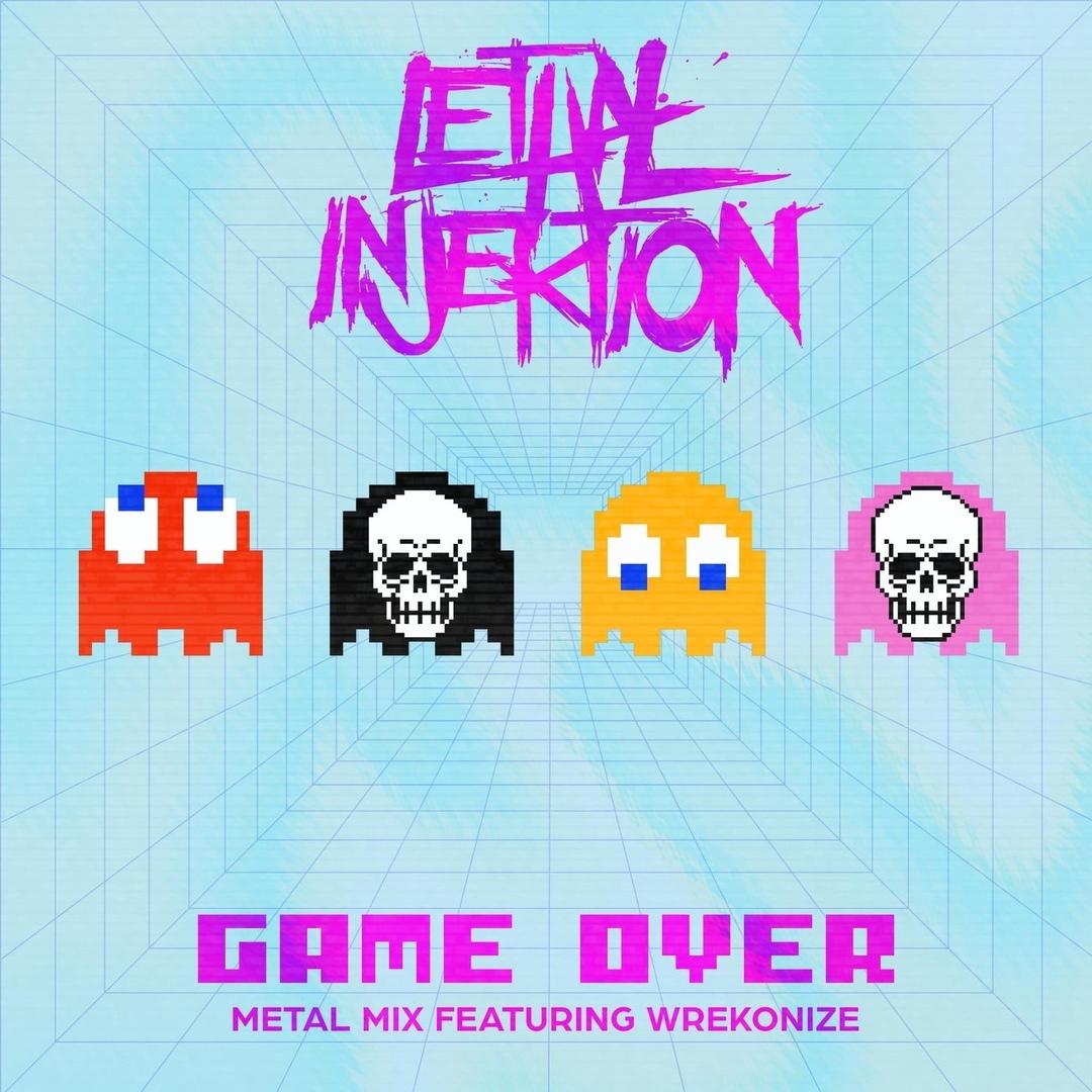 Lethal Injektion - Game Over (Single)