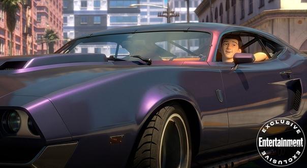 Первые кадры мультсериала «Форсаж: Гонщики-шпионы» Главным героем шоу выступит Тони Торетто, подросток и кузен Доминика. Он вместе со своей командой завербован правительством, которое хочет,