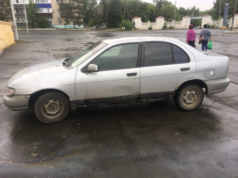Купить Nissan pulsar 99г на автомате  есть   Объявления Орска и Новотроицка №7225
