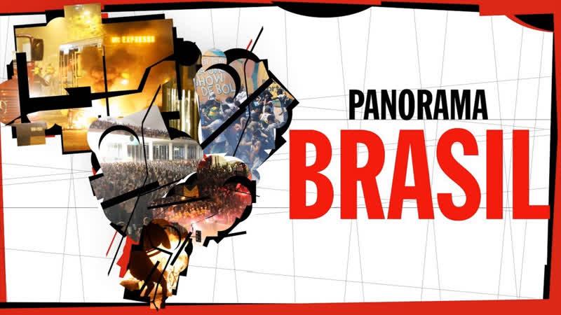 DF contra decisão da população Ibaneis quer impor militarização na marra Panorama Brasil nº 140
