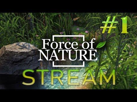 🔴LIVE STREAM🔴 Force Of Nature: ➤ Все сначала Все с нуля