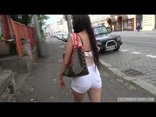 Czech Wife Swap 9: Part 4 (CzechAV   Altyazl Porno izle