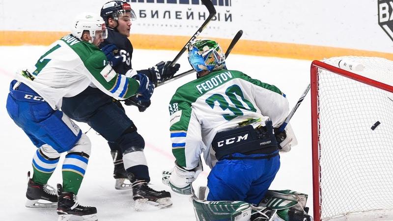 Динамо СПб - Торос (5:1) 1/8 финала. Видеообзор матча 05.03.2019