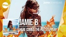 DNZF571 JAMIE B - HERE COMES THE HOTSTEPPER (Official Video DNZ Records)