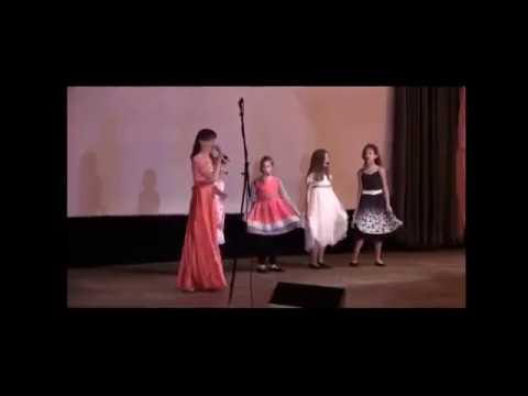песня ДоРеМи|Звітній концерт 2014г. театра Fantazianew.