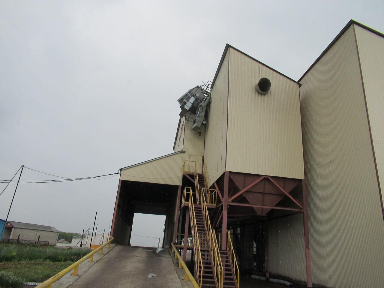 МЧС Башкирии рассказал о последствиях шквалистого ветра