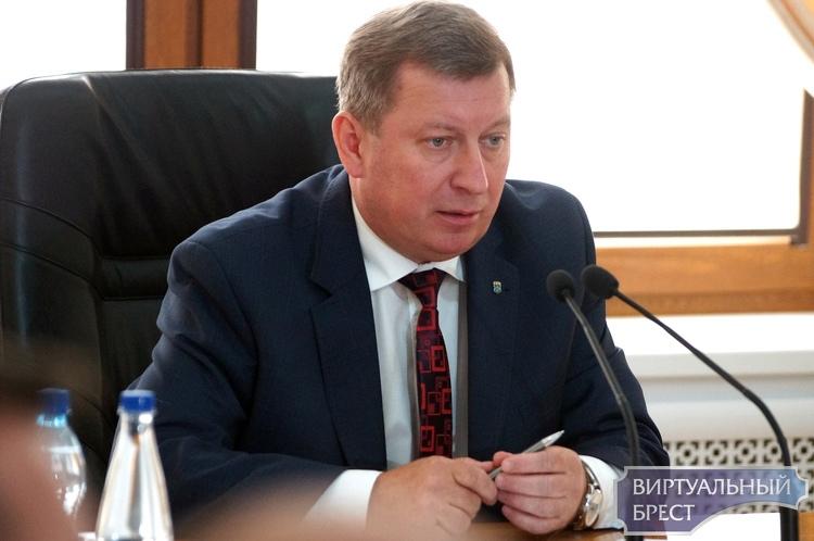 20 июля во Дворце культуры профсоюзов состоится встреча с главой Бреста