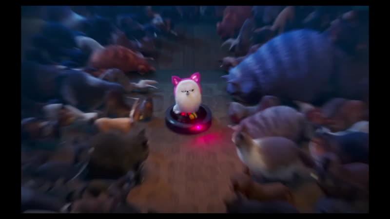 Кошачья Матрица