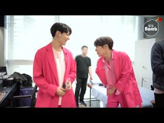 [bangtan bomb] j-hope & jk's free dance!