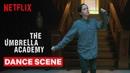 The Umbrella Academy Dance Like No Ones Watching Netflix