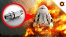 Авария Crew Dragon: SpaceX озвучили ПРИЧИНУ