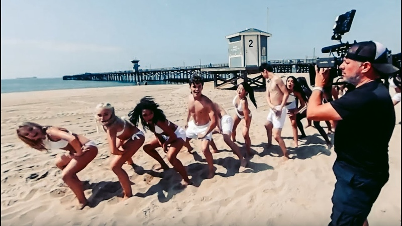 Now United - All Day (Behind the Scenes in 360!)