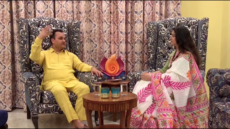 Shri Prakashi Ji interview to Shivangi Dikshit 2019