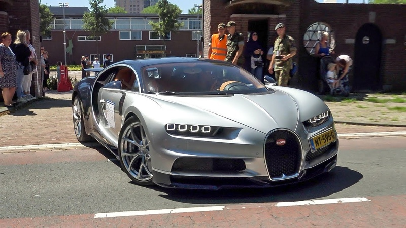 Supercars Accelerating - 600LT, Chiron, 3x Veyron, Performante, Aventador, DBS Superleggera, Urus