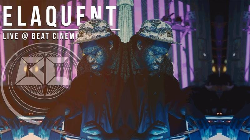 Elaquent Live @ Beat Cinema