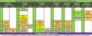 Расписание тренировок на следующую неделю 8 по 14 июля🌱☀    💚Во вторник в 16:30 АЭРО-KIDS+ АКРОБАТИК