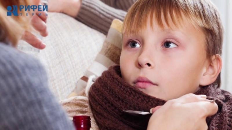 Кашель аллергический или простудный