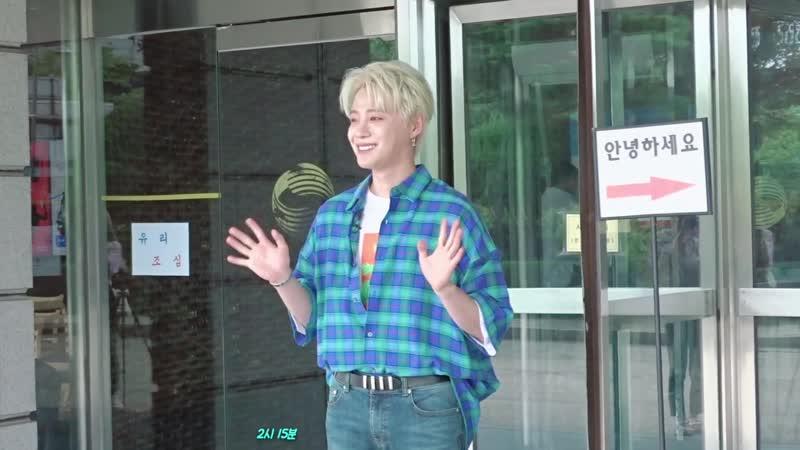 07.07.19 На запись KBS Hello Counselor