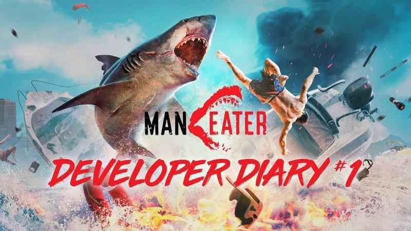 Maneater Developer Diary 1