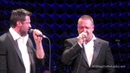The Confrontation live at Joe's Pub Hugh Jackman and Russell Crowe