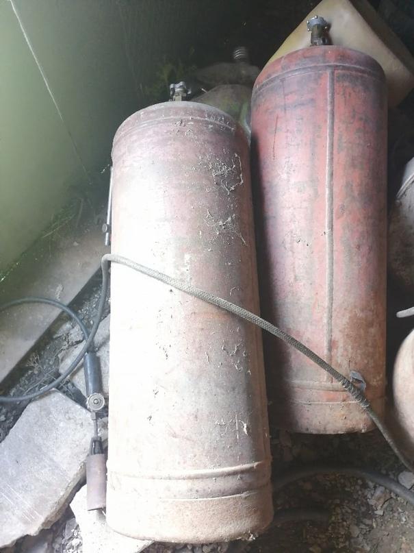 Купить. Двигателя, Газовый балон цена 650 | Объявления Орска и Новотроицка №5973