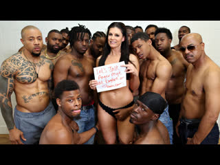 [interracialblowbang] india summer newporn2019