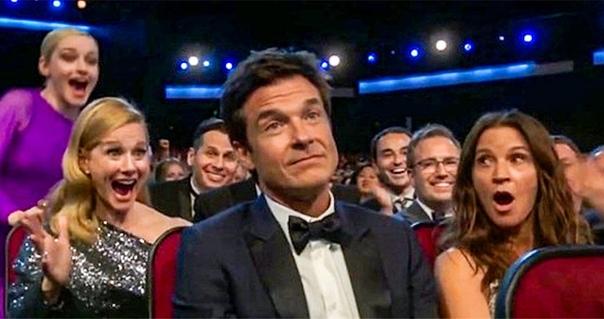 10 звезд, которые заслуживают оваций за умение реагировать на награды