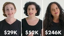 Women with Different Salaries on Their Biggest Money Anxiety Glamour topnotchenglish