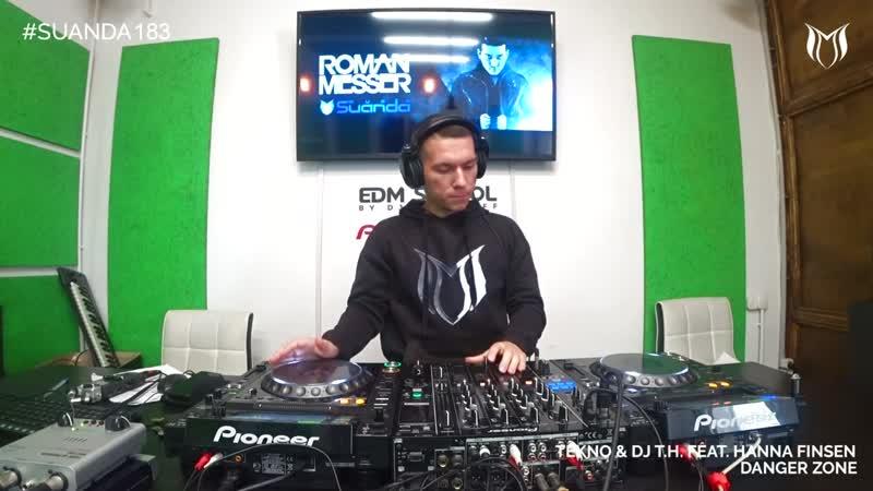 TEKNO DJ T.H. feat. Hanna Finsen - Danger Zone