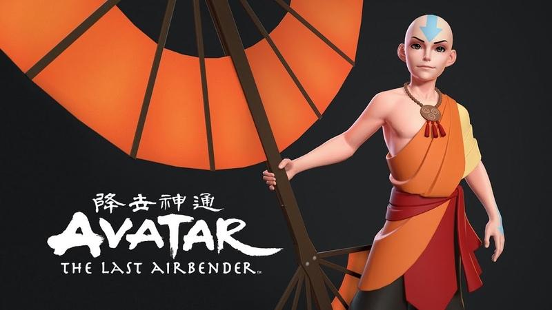 Если бы Аватар: Легенда об Аанге был в 3D
