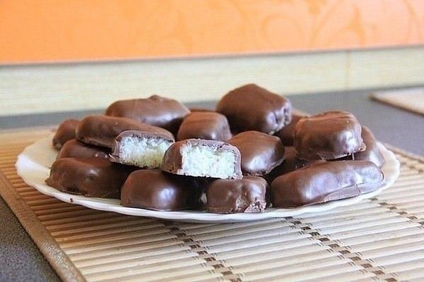 """Вкусные конфетки """"Баунти"""""""