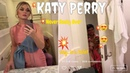 Katy Perry sing Never Really Over Live in a toilet happy surprise audian Flynn Orlando Bloom son