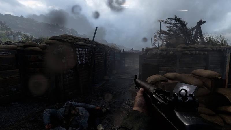 Call of Duty WWII - Toggle HUD mod
