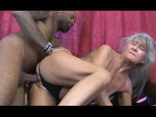 Порно -- ей 52 -- женщине за пятьдесят хочется сильного негра -- gilf porn mature <><><>