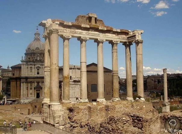 10 самых древних храмов Рима, сохранившихся до наших дней Всем известно, что Рим это один из древнейших городов мира и уже многие столетия назад это был крупнейший центр общественной и