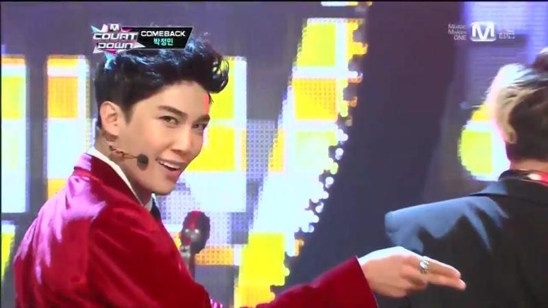 박정민 Park Jung Min_Beautiful@Mcountdown 2012.11.15)