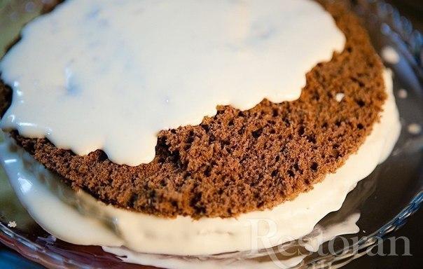 Сметанник. Любимый торт детства!)
