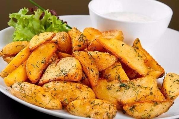 ТОП-6 рецептов вкусного картофеля.