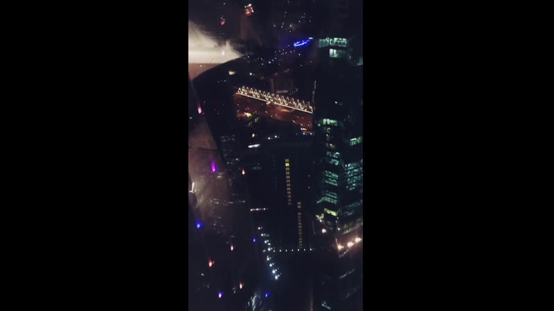Вид 64 этажа