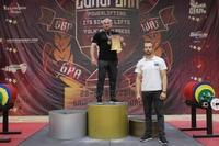 29-30 июня в Санкт-Петербурге состоялся Открытый Кубок Европы по пауэрлифтингу, его отдельным движениям, народному