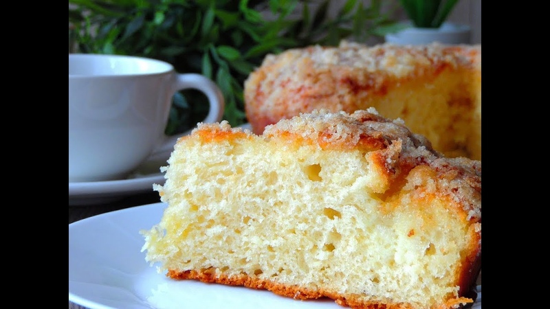 Сахарный пирог \ Sugar cake